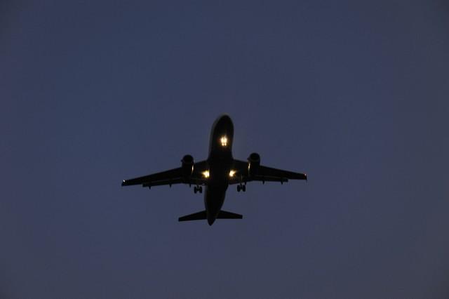 éjszakai repülési tilalom