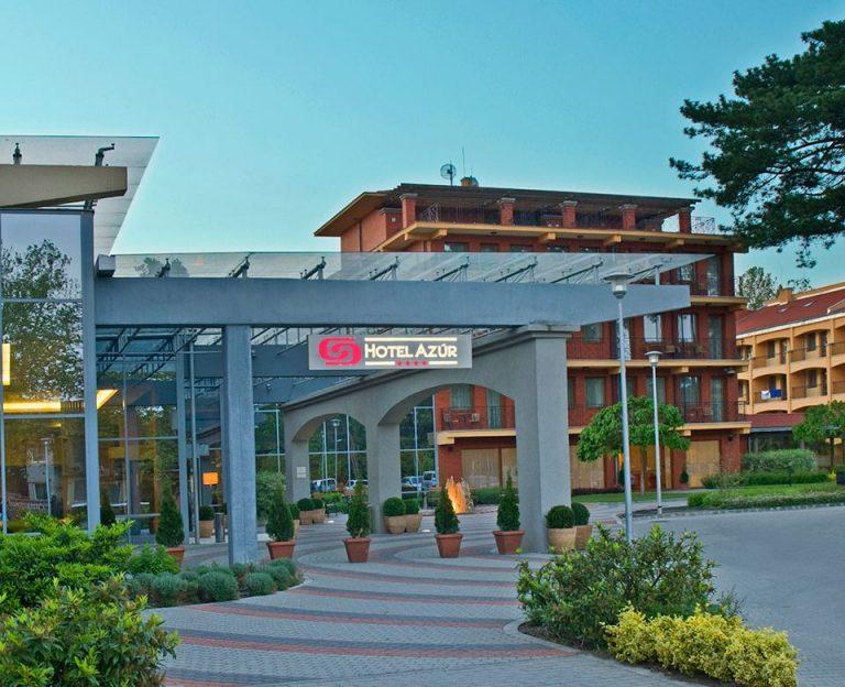Szakmai konferencia a siófoki Hotel Azúrban